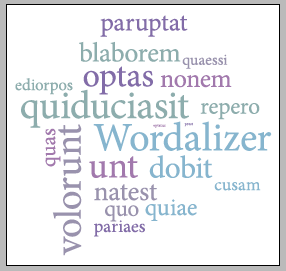 Wordalizer